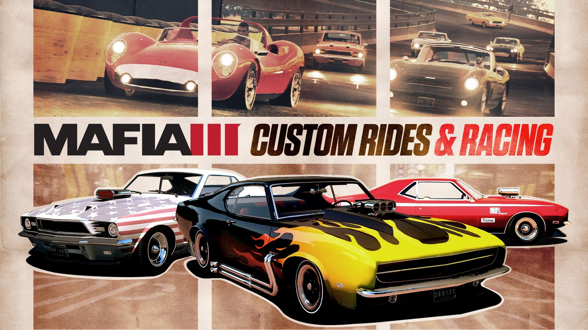 Hangar 13 Games News Races Car Customization And More Come To Mafia Iii