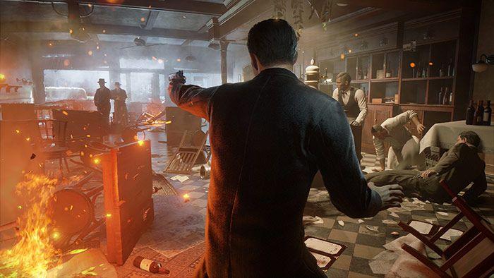 El remake de Mafia incluirá una historia expandida, un mayor mapa y mucho más 1