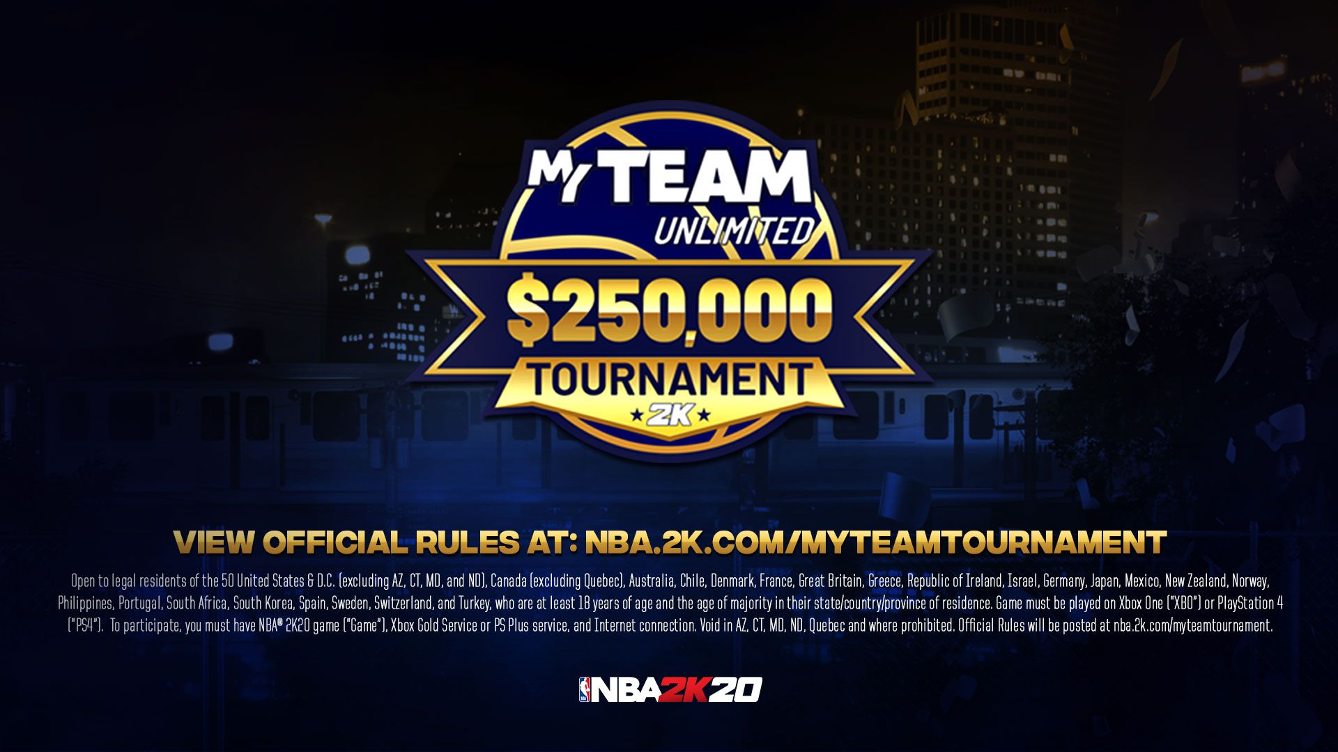 Xbox Games With Gold November 2020.Myteam Unlimited 250 000 Tournament