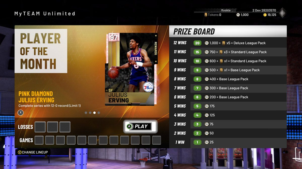 Nba 2k19 News Myteam Developer Diary