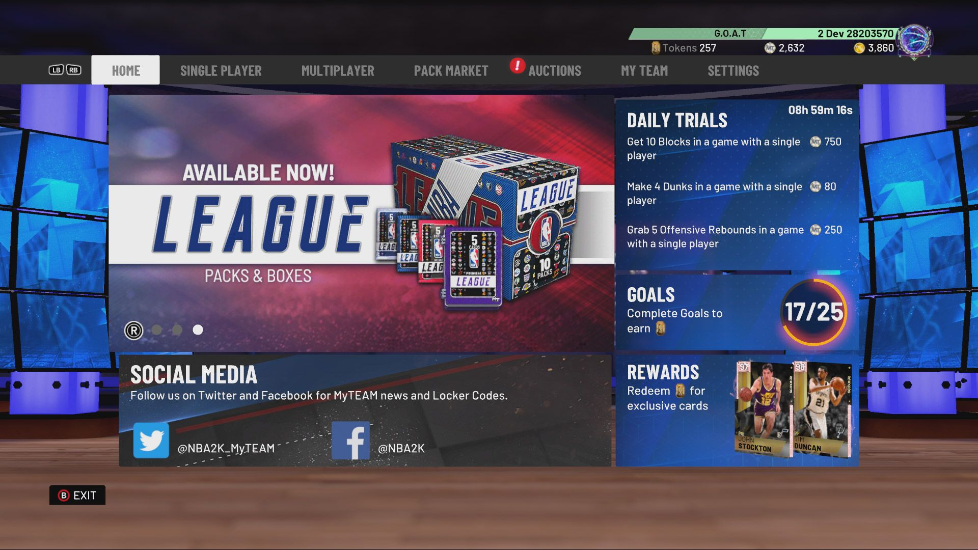 NBA 2K18 | News | MyTEAM Developer Diary