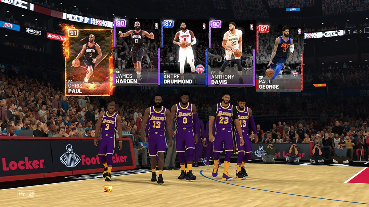 Visual Concepts | News | MyTEAM Developer Diary