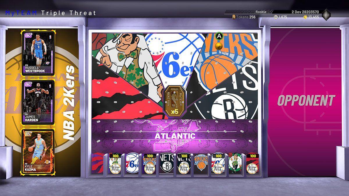 NBA 2K19 | News | MyTEAM Developer Diary