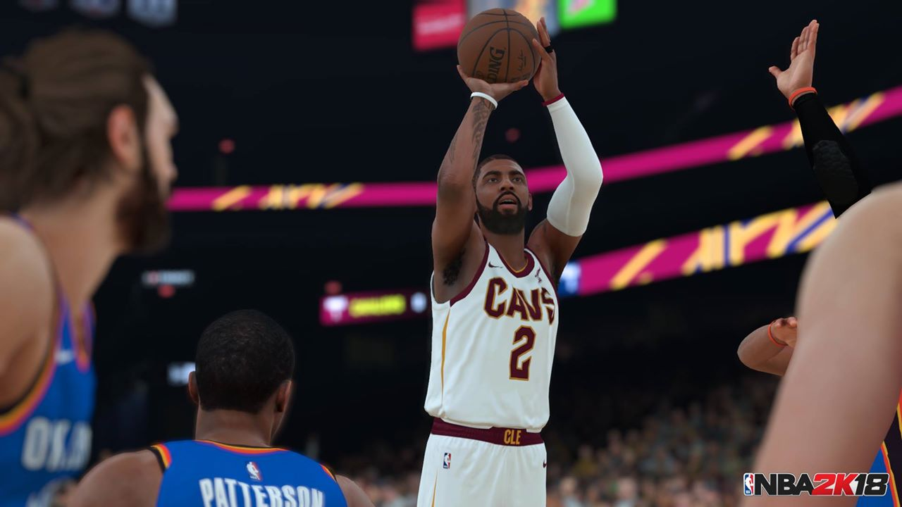 NBA 2K19 | News | NBA 2K18 Gameplay Blog