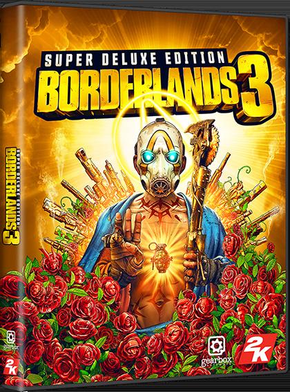 borderlands 3 deluxe edition vs standard