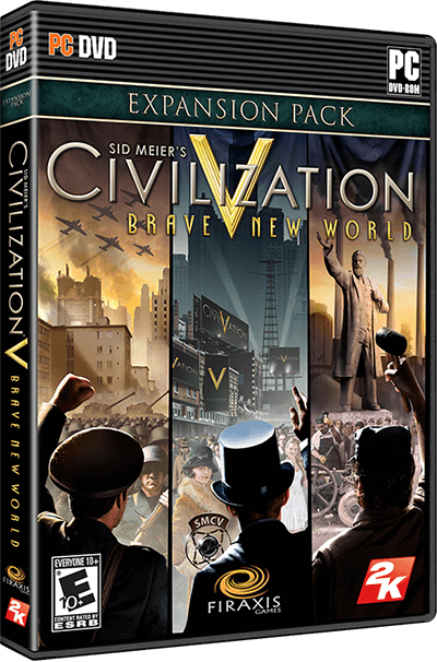 about civilization v brave new world
