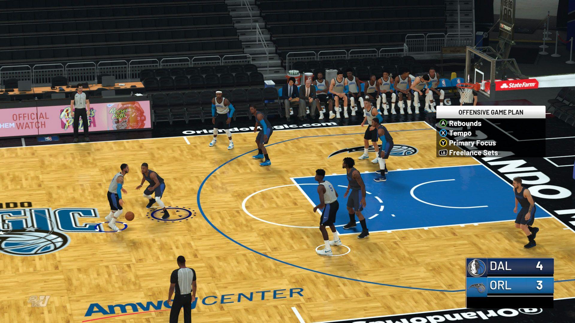 NBA 2K19 Gameplay & AI Blog - 2K