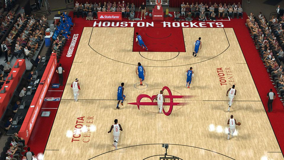 NBA 2K19 Gameplay & AI Blog - 2K