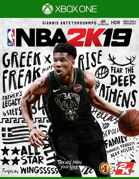 nba 2k19 anniversary edition vs standard