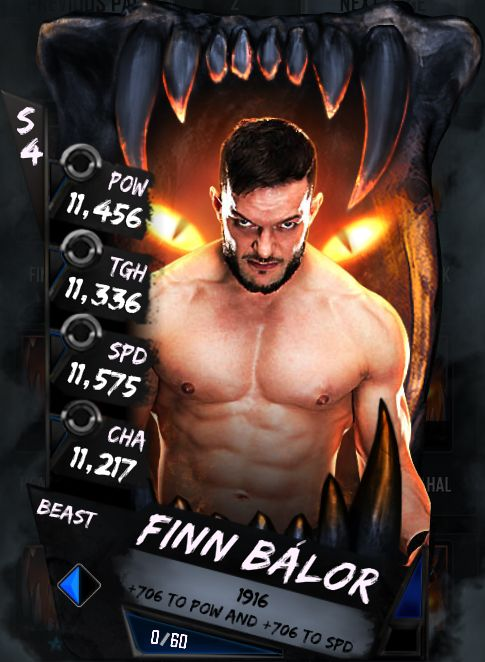 Finn Balor Beast
