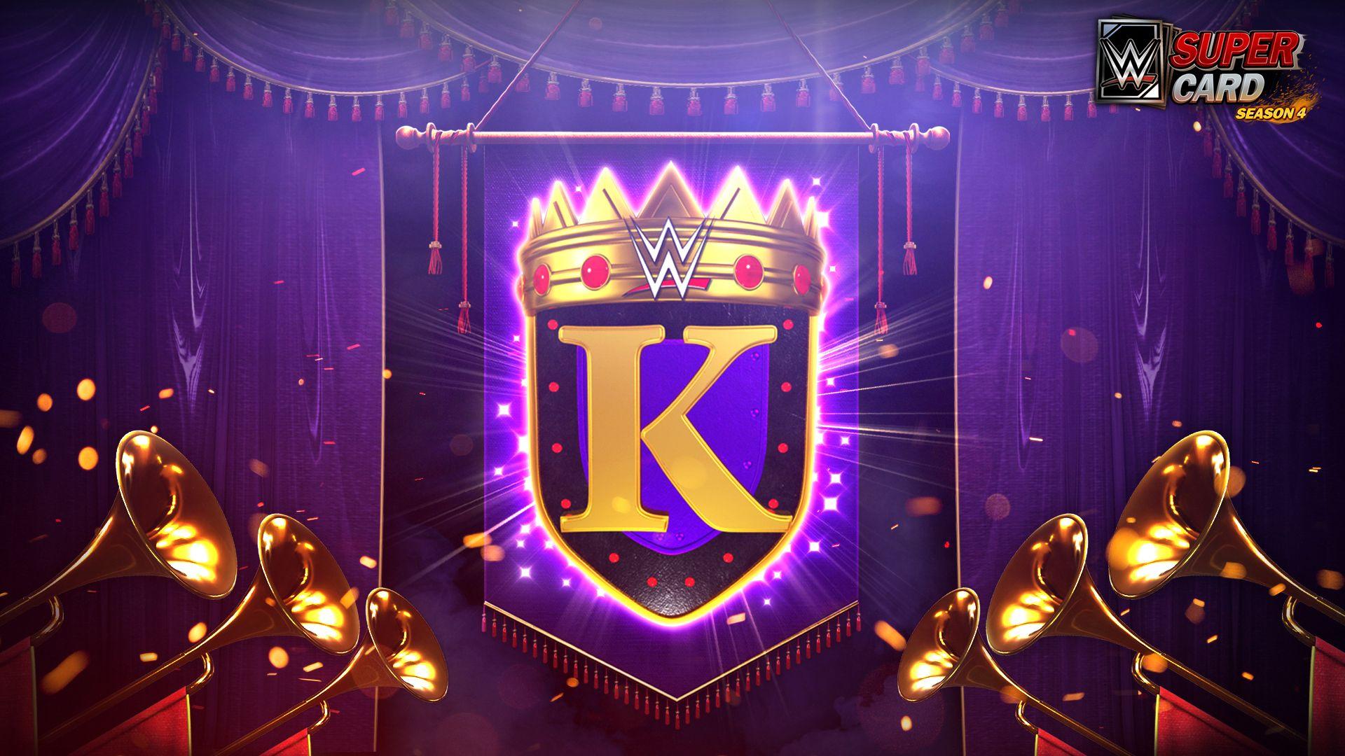 Wwe Supercard News Aperçu De La Saison 4 King Of The Ring 20