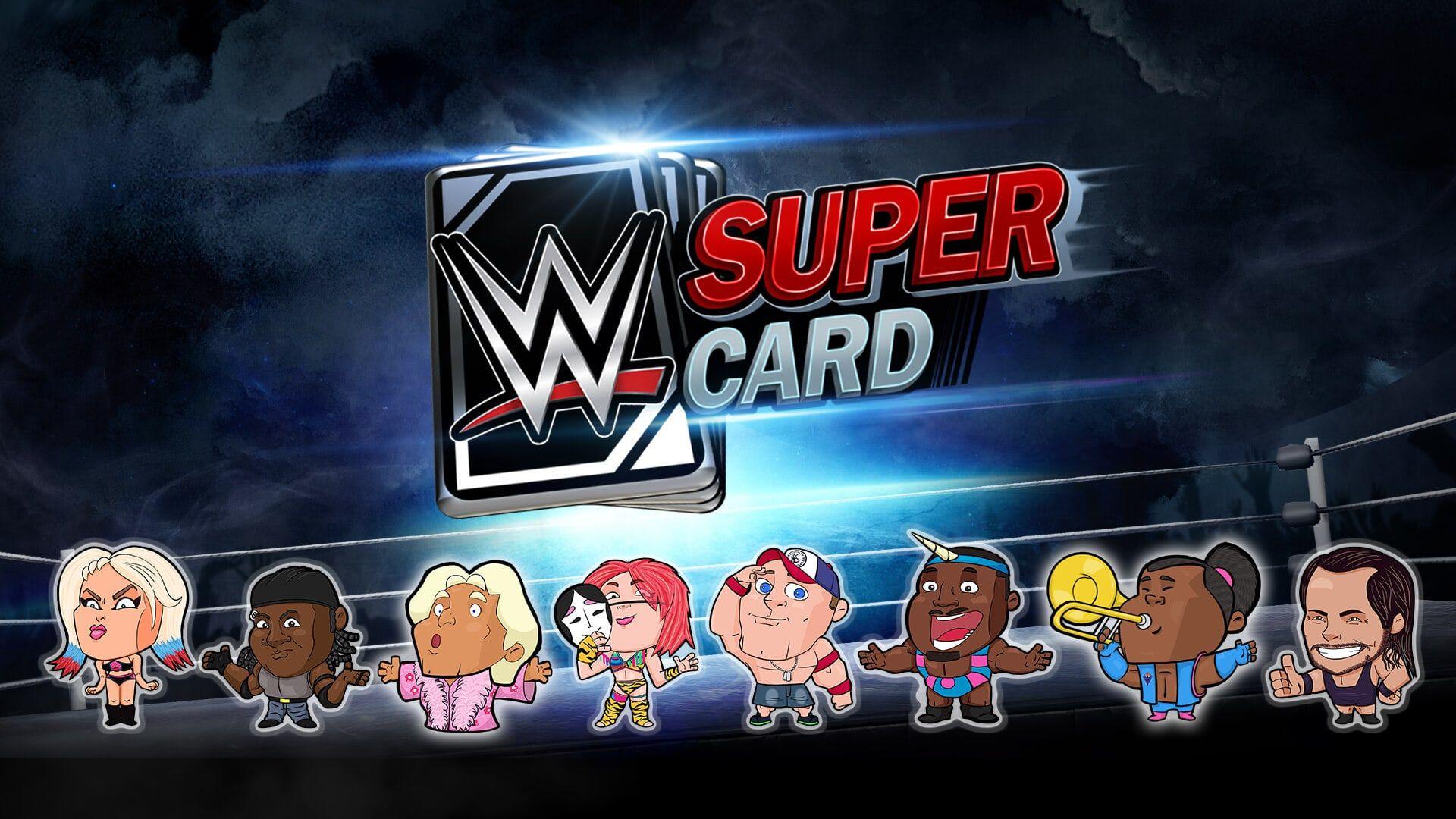FR-WWE SuperCard Attitude