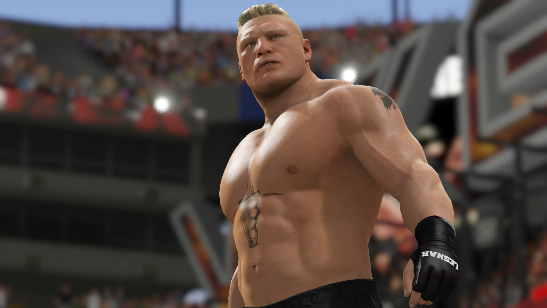 WWE 2K17 Feature