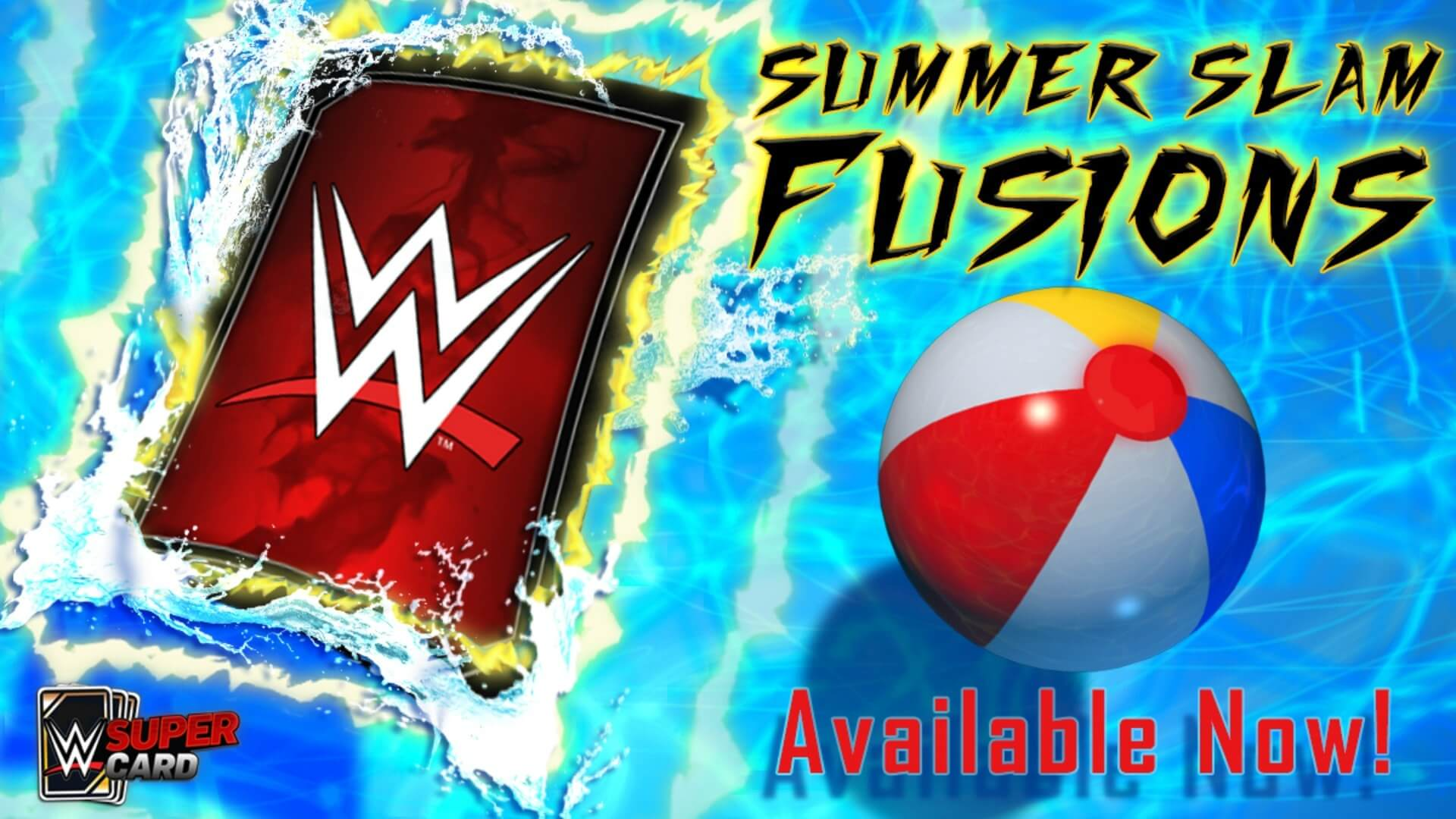 FR-WWE Supercard Summerslam Fusio