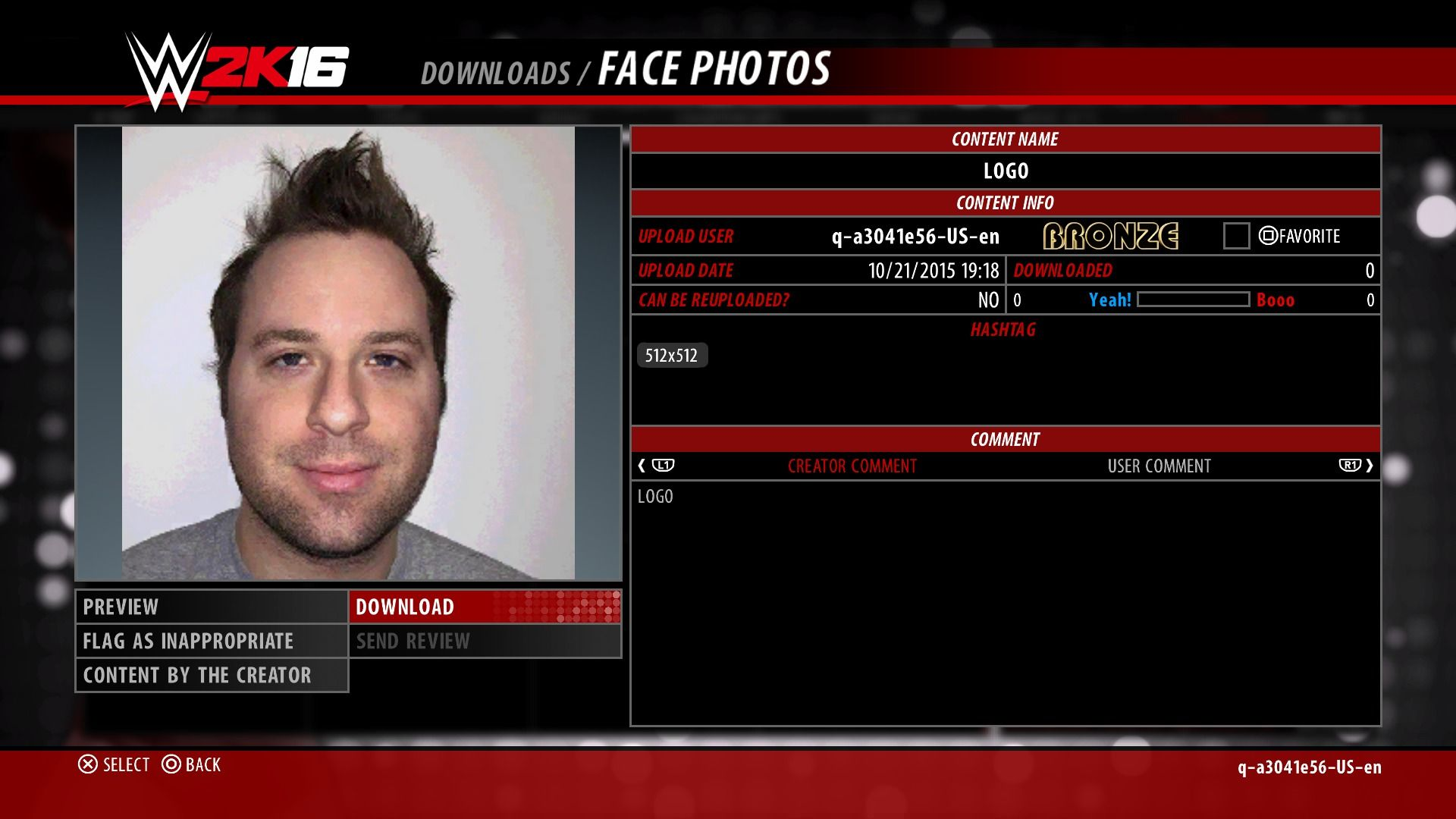 The WWE 2K16 Creation Studio App Is Out Now!
