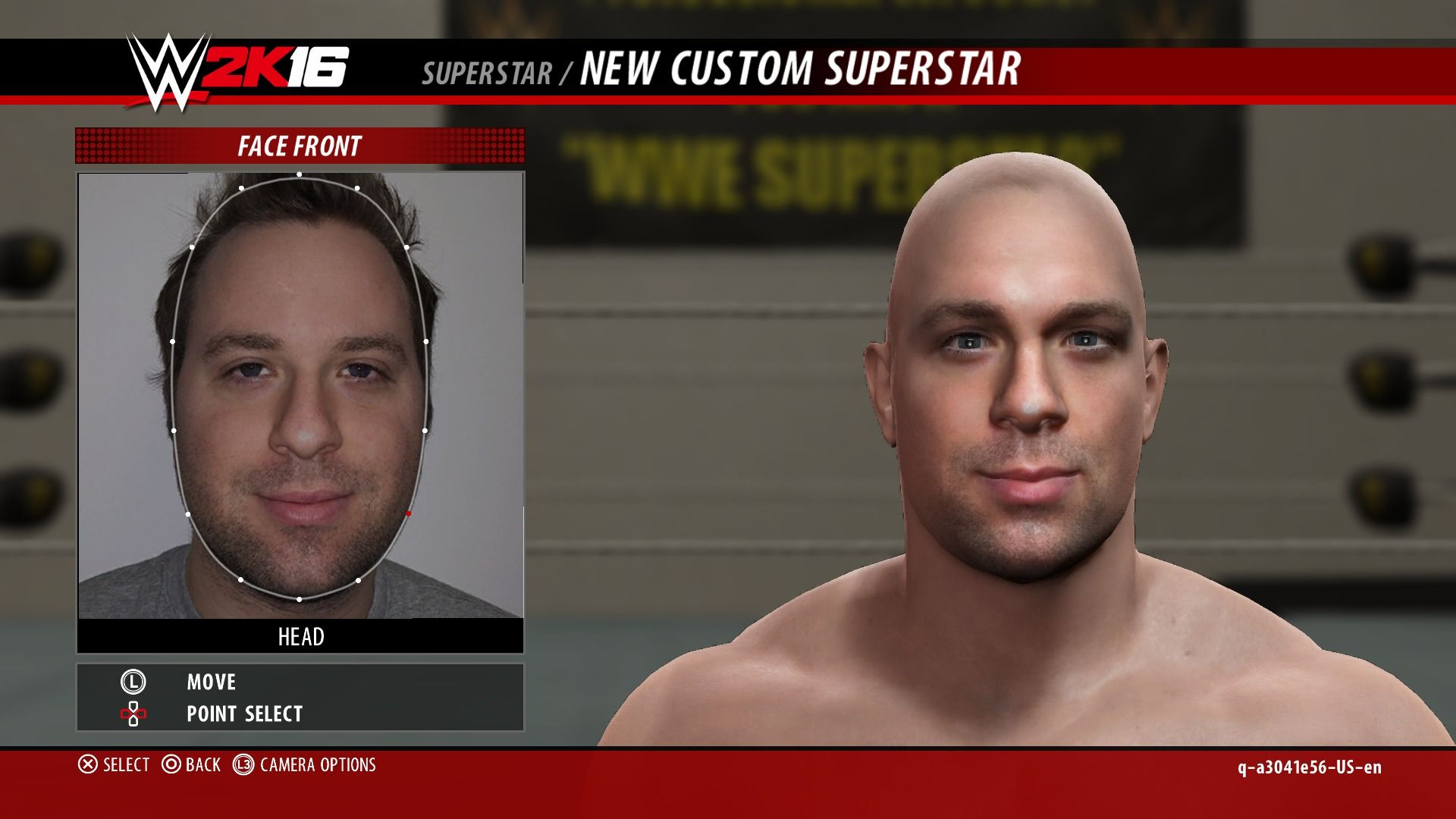 Wwe 2k News The Wwe 2k16 Creation Studio App Is Out Now