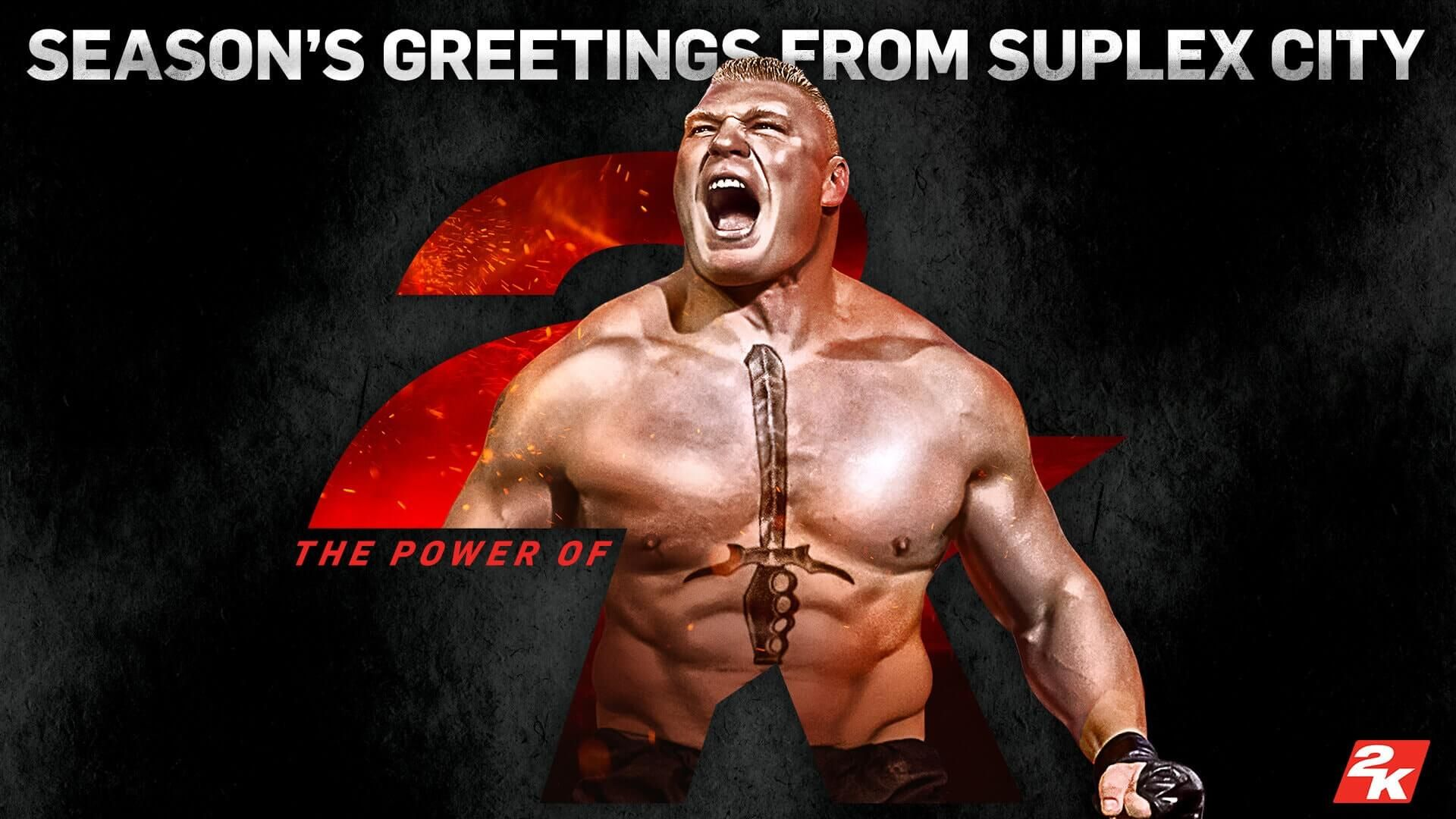 WWE 2K17 Holiday Deal