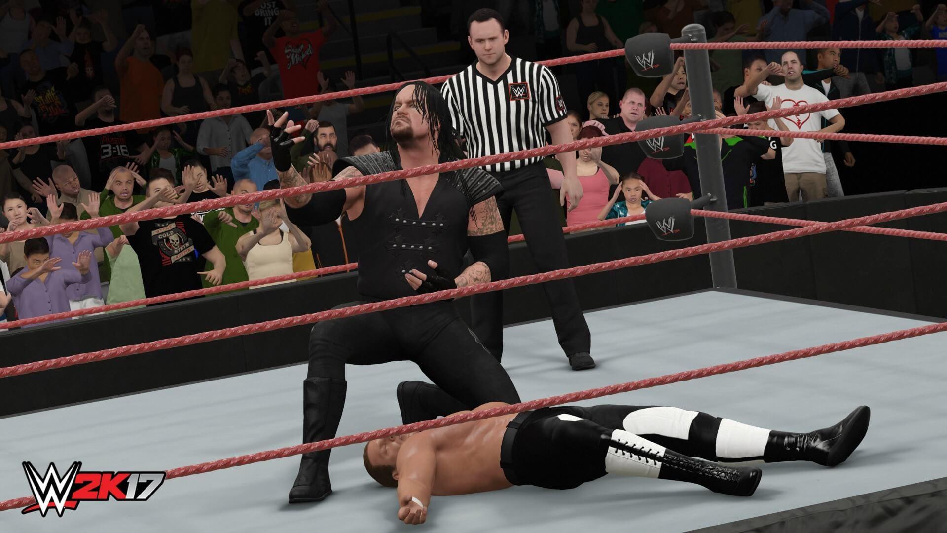 FR-WWE 2K17 PC Releas
