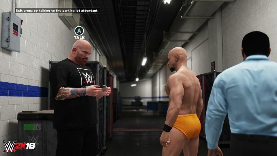 WWE 2K | WWE 2K18 MyCareer Details Revealed