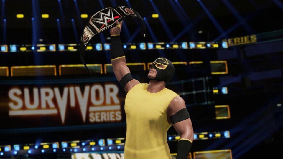 Road To Glory Mode Debuts In WWE 2K18