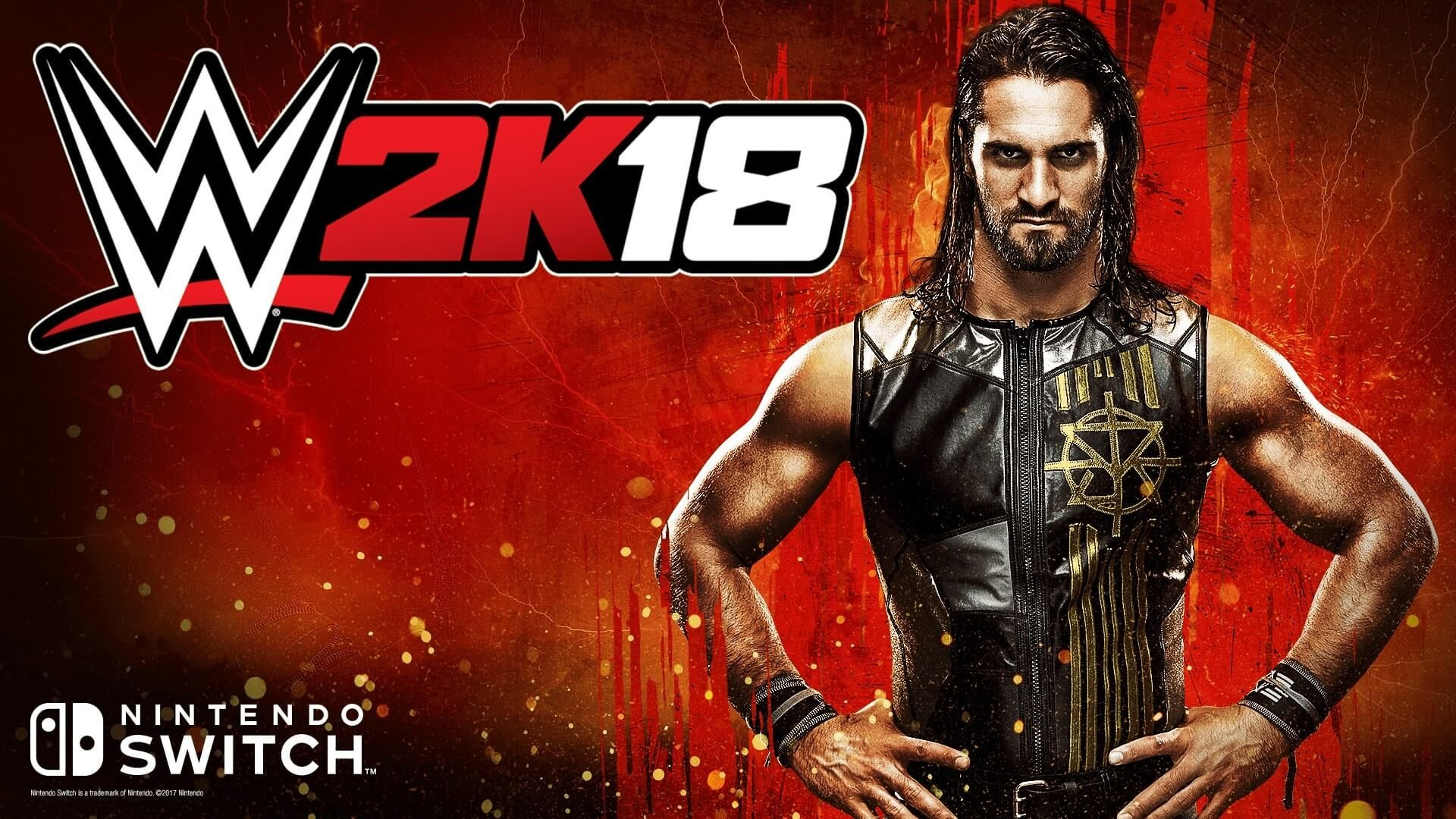wwe 2k news wwe 2k18 is coming to nintendo switch