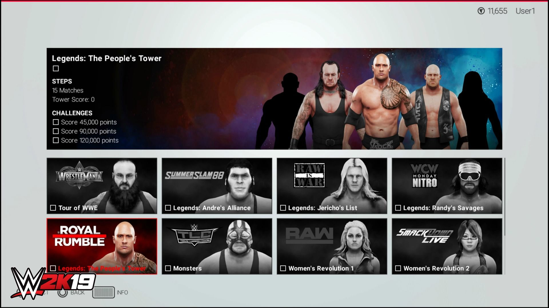 WWE 2K19 General Discussion - Page 3 TowersMode4