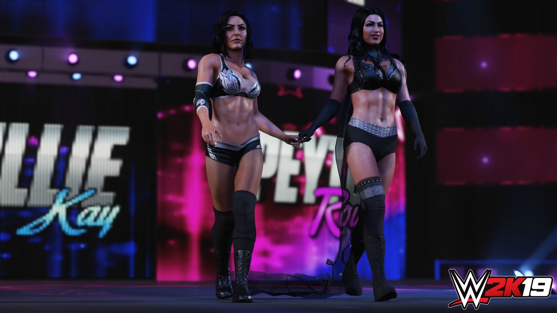 WWE 2K19 FEATURES ROUNDUP