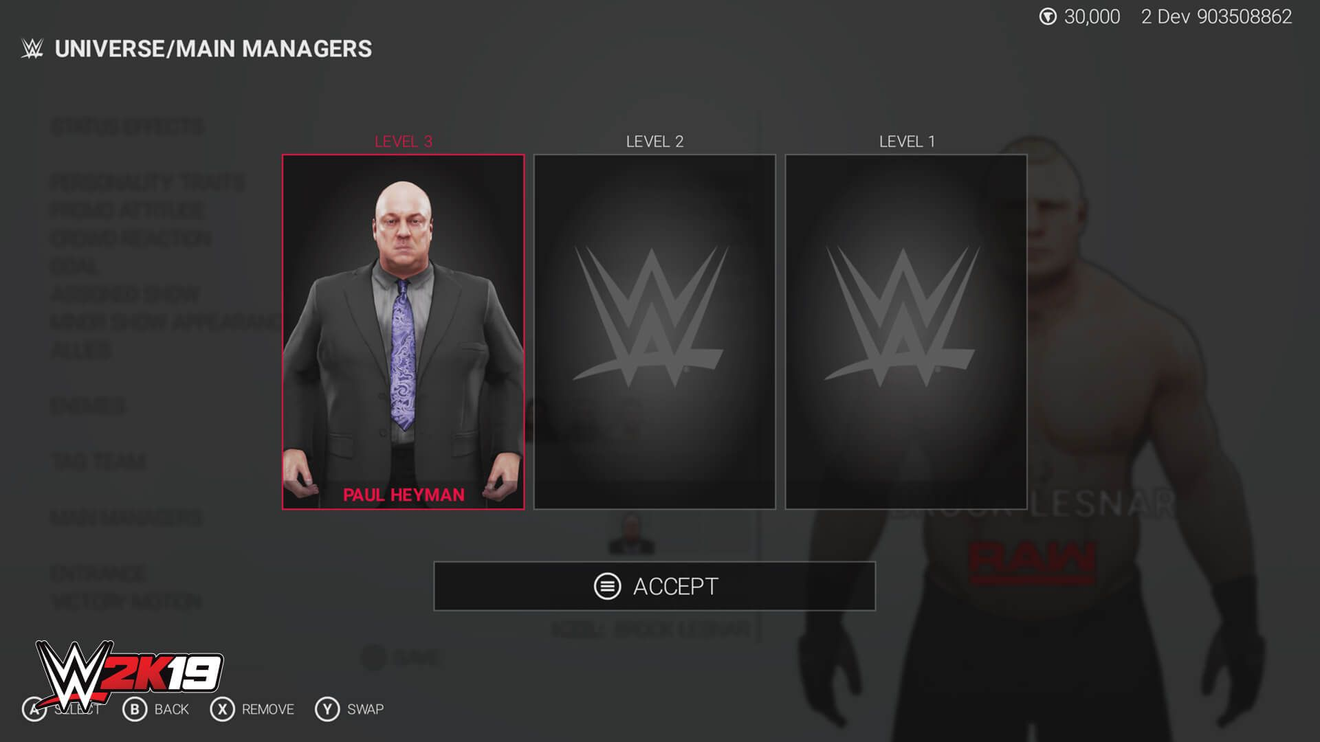 Universe Mode & CAW Makers, What Are Your Plans for 2K19