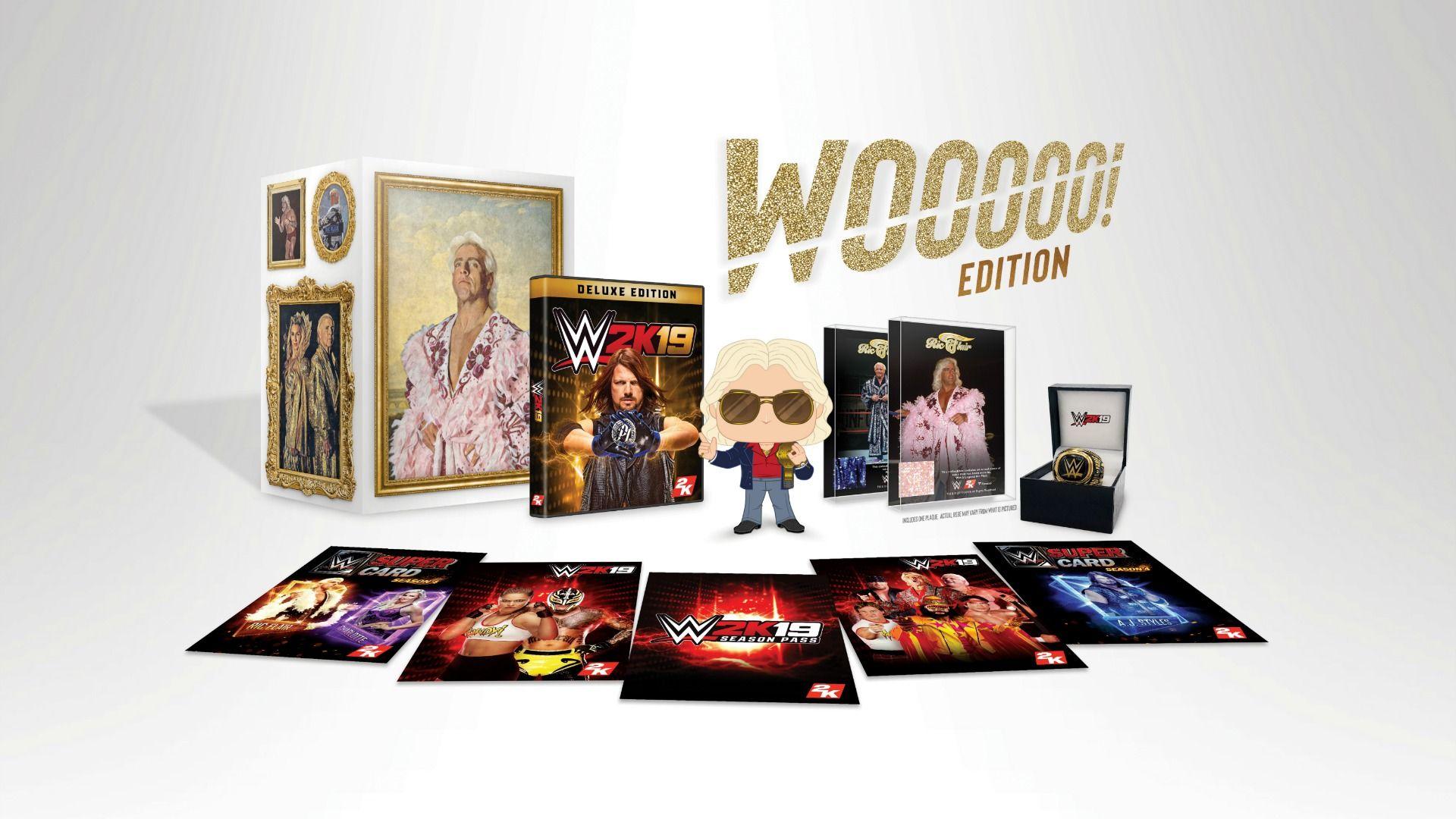 Wwe 2k19 Wooooo Edition Announced Ign