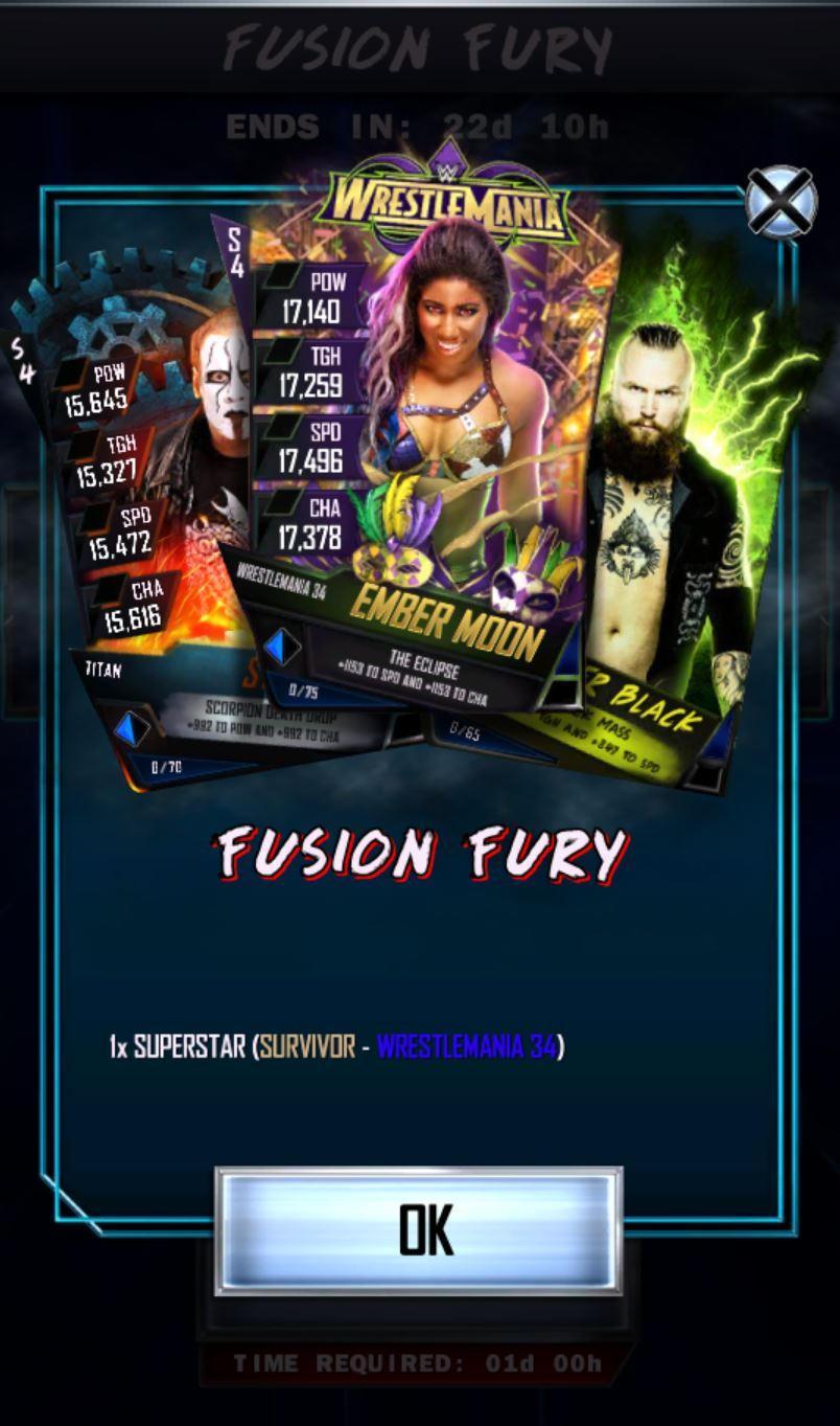 Fusion Fury Pack