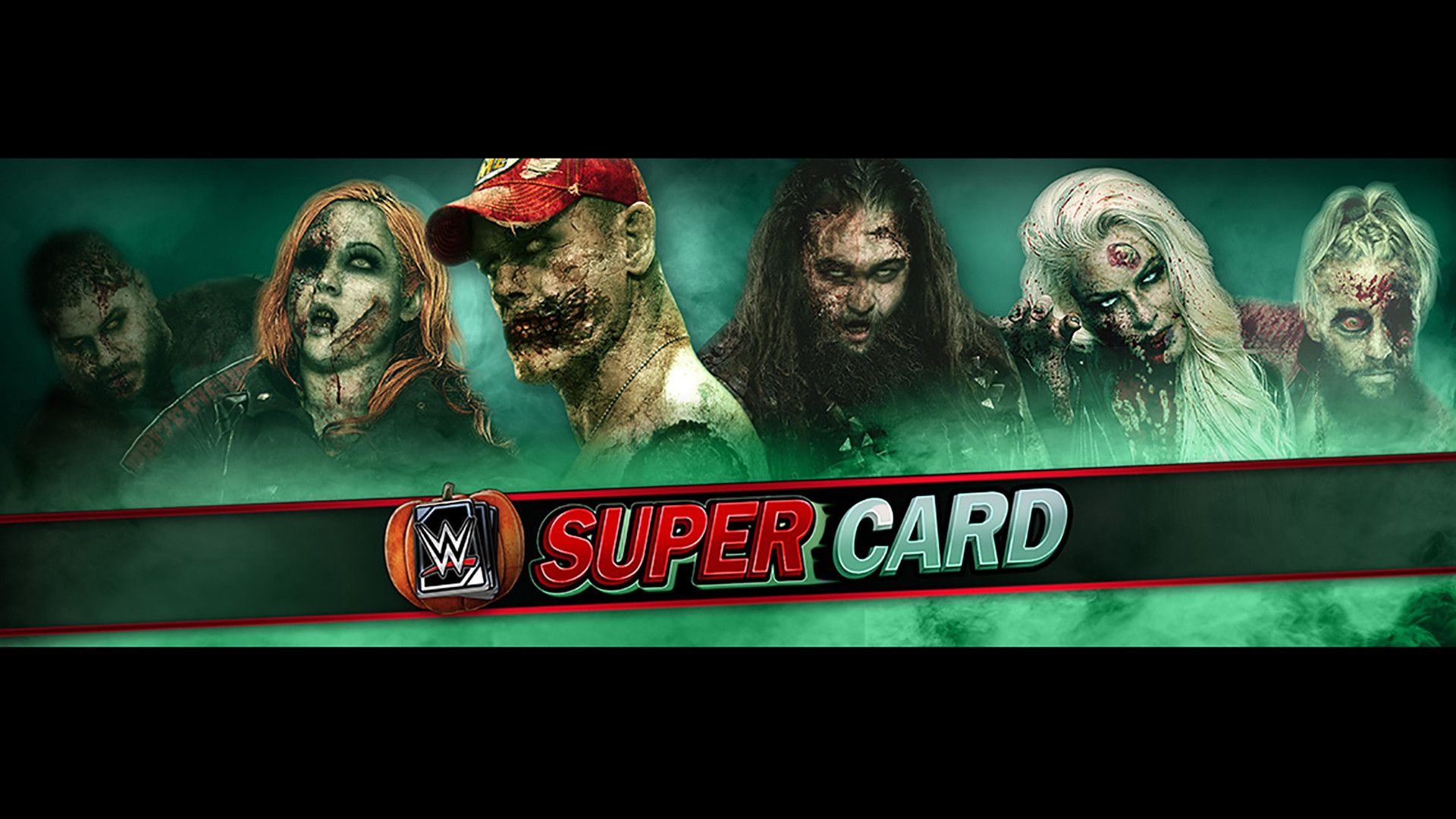 Charming WWE SuperCard   Itu0027s Time For Some Spooky Fun!