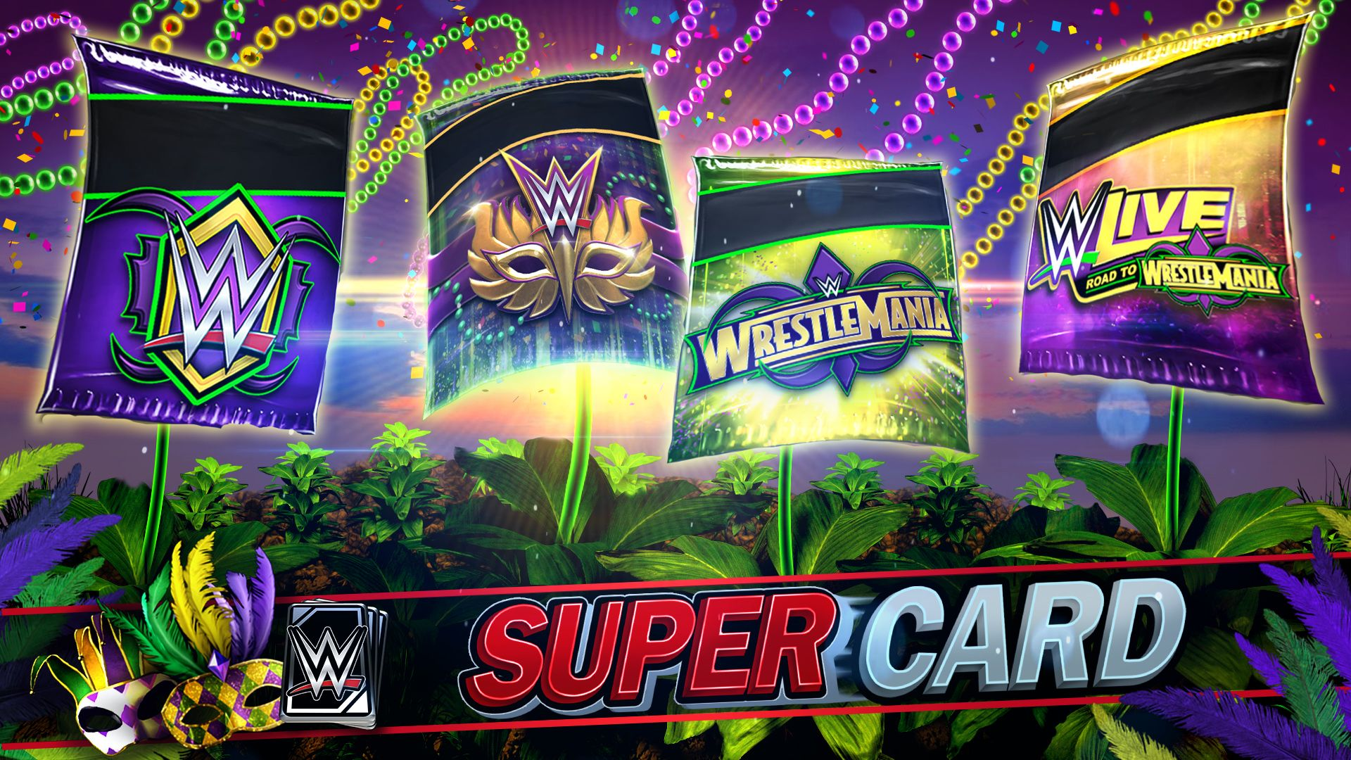 Wwe Supercard News Spring Into The Ring Again Wrestlemania
