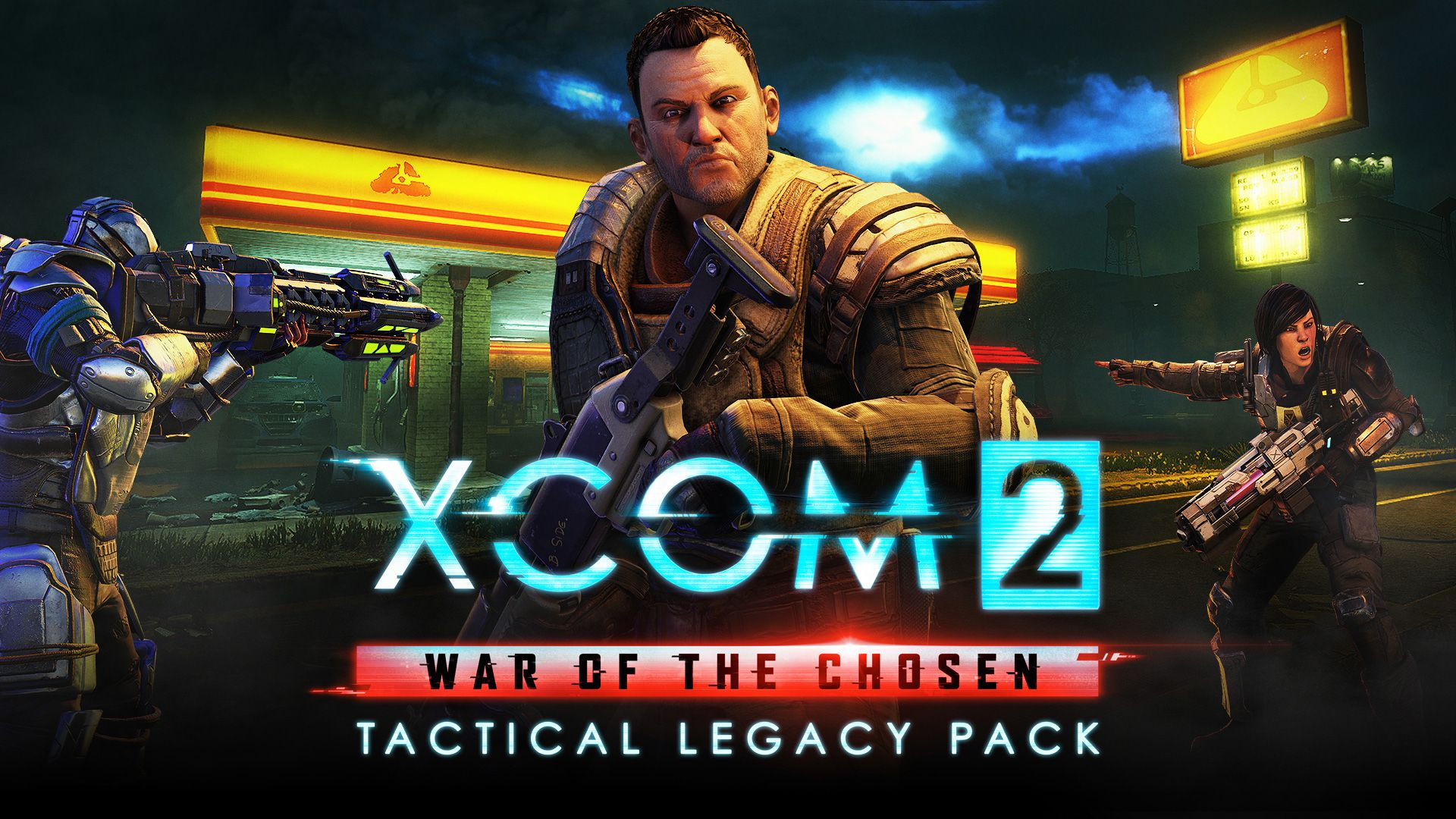 Firaxis - News - XCOM 2: War of the Chosen – Tactical Legacy