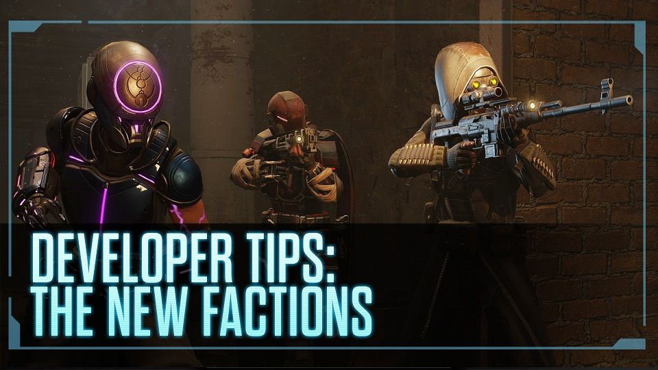 Developer Strategy How To Play The New Factions In Xcom 2 War Of Chosen