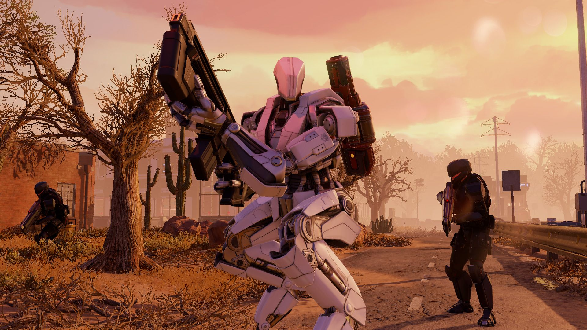 FR - XCOM 2: The Armored ADVENT MEC Presents a Heavy Threa