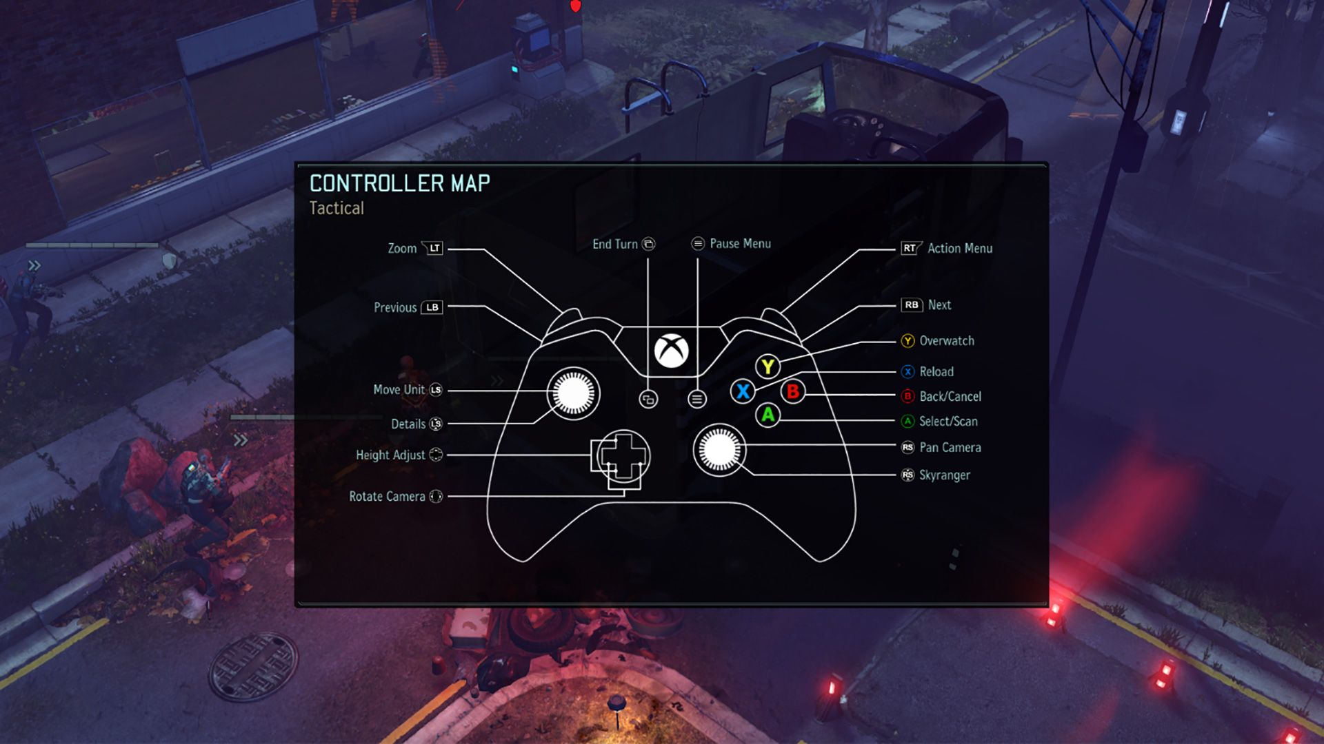 TW-Controller Support Deployed for XCOM 2 on P