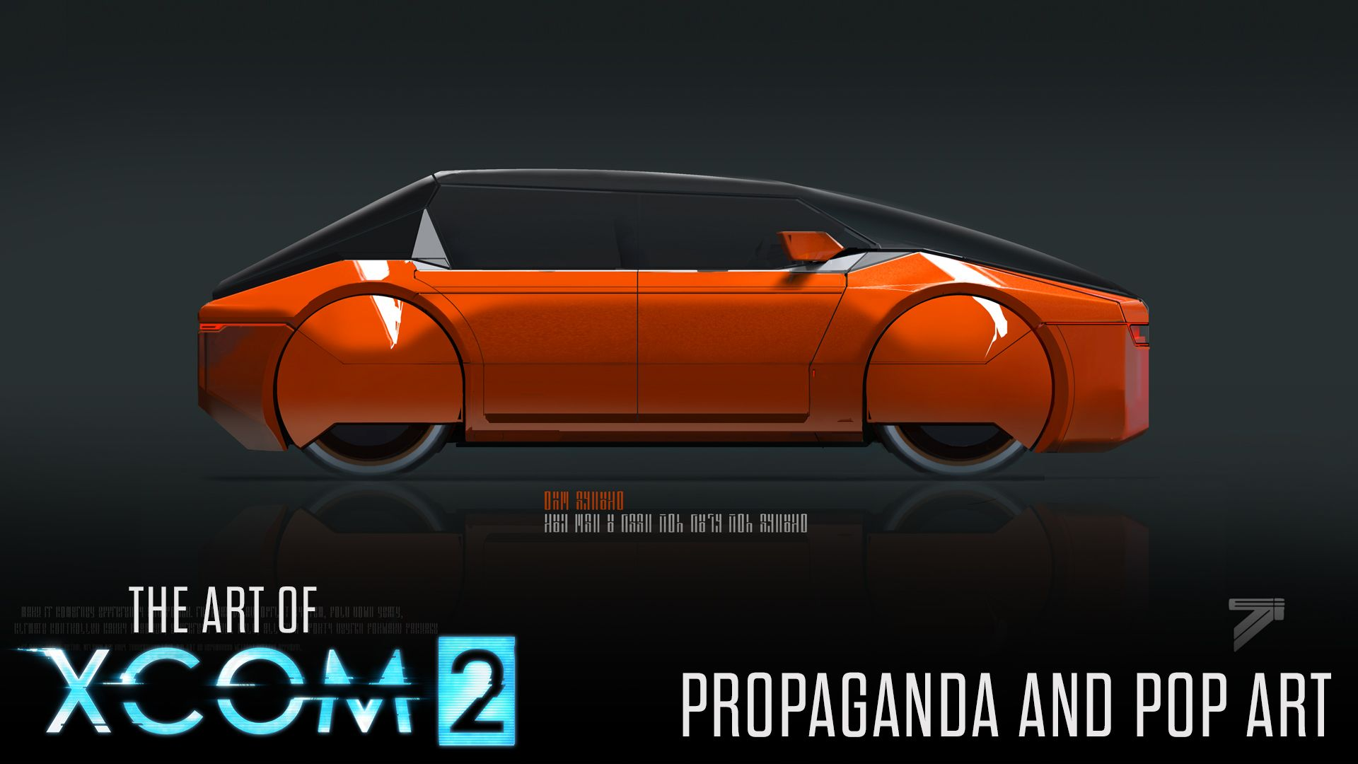 FR-The Popular Culture Art of XCOM