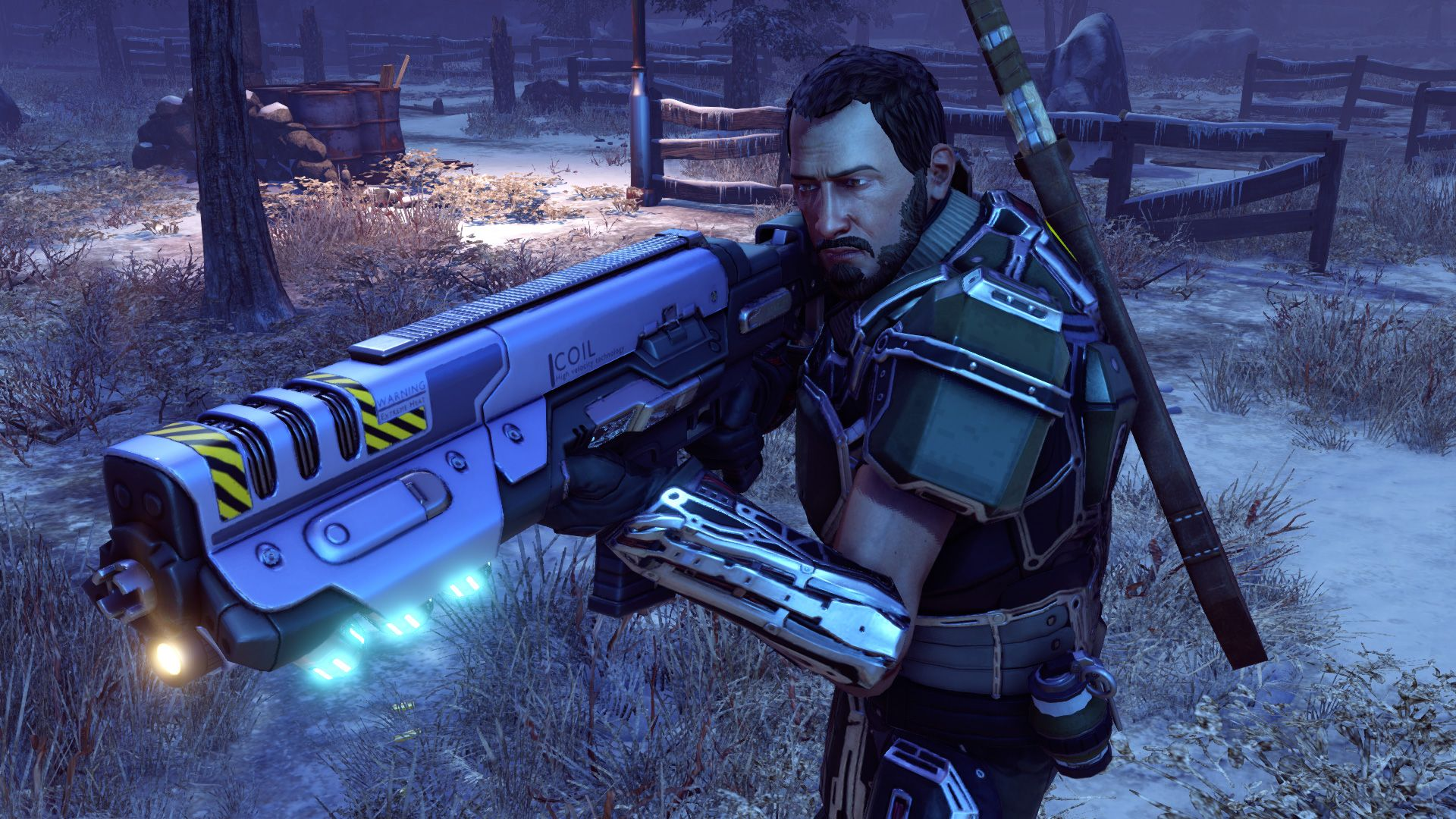 FR - XCOM 2: Equip Your Soldiers with the Long War 2 Mod's New Weapon, the Coilgu
